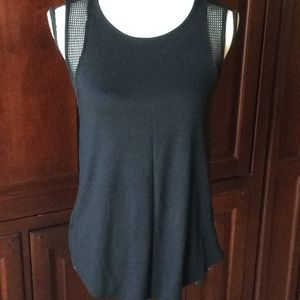 Old Navy tank and C9 reversible sports bra M